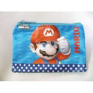 Mario Bro Super Mario Coin Purse and Mobile Pocket Toys & Games