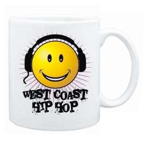 New  Smile , I Listen West Coast Hip Hop  Mug Music