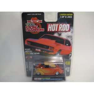 Racing Champion Hot Rod 37 Ford Convertible Issue #156