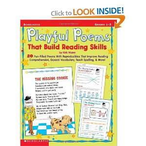 Playful Poems That Build Reading Skills (Grades 1 3