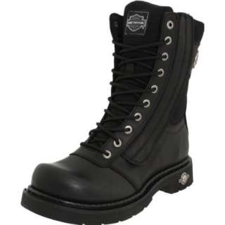 Harley Davidson Mens Targa Lace Up Boot   designer shoes, handbags