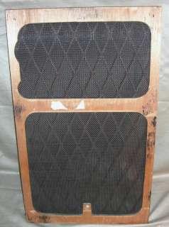 Pioneer CS99 CS 99 Lattice Speaker Grill Cover Great Shape (2of2
