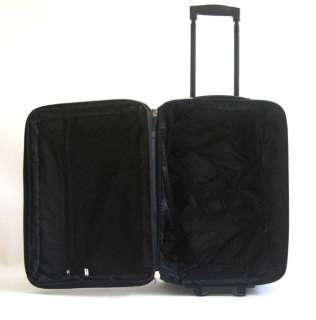 Piece Luggage Set Travel Bag Pink Dots Rolling Wheel