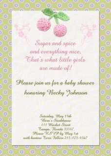 OWL BABY SHOWER INVITATIONS U PRINT MANY DESIGNS FAST