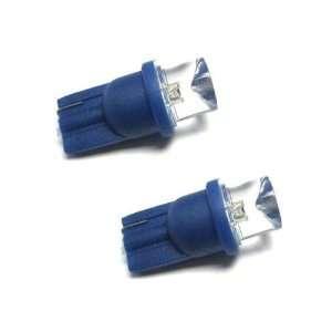 T10 (194/168) Wedge Ultra Blue Emitter LED Light Bulb 147