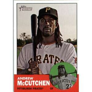 Andrew McCutchen   Pittsburgh Pirates (ENCASED MLB Trading Card