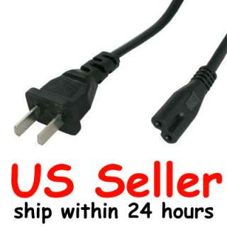 Prong AC Power Cord Cable for Sony Dell Compaq Laptop