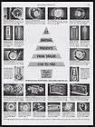 1951 Taylor Instrument Barometer Thermometer Compass Etc Print Ad