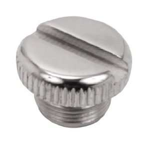 Colony OEM Style Knurled Transmission Fill Plug For Harley