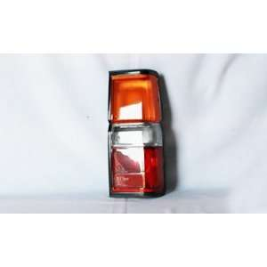 Collison Lamp 87 95 Nissan Pathfinder Tail Light Lens Assembly Right