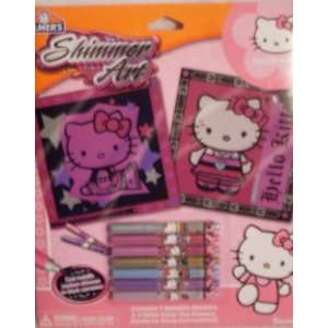 Sanrio Hello Kitty Shimmer Art Toys & Games