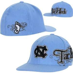 Tar Heels Brigade Team Color Hat One Size Fits All: Sports & Outdoors