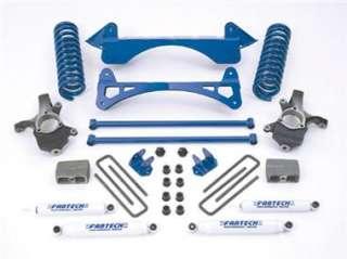 99 06 GMC SIERRA C1500 2WD 7 Lift Kit 00 01 02 03