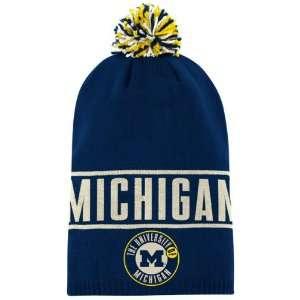 Michigan Wolverines adidas Originals Team Color Long Knit