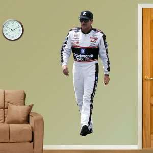 NASCAR 3 Dale Earnhardt Vinyl Wall Graphic Decal Sticker