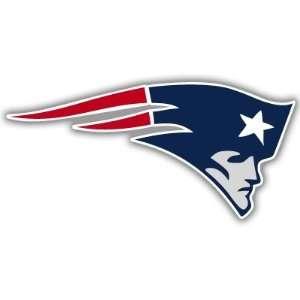 New England Patriots NFL Football bumper sticker 5x 3