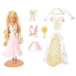Barbie the Princess and the Pauper Mini Kingdom Doll Toys