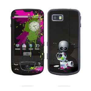 Baby Robot Decorative Skin Cover Decal Sticker for Samsung