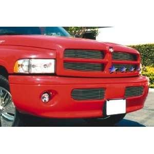 1999 2000 2001 Dodge Ram Sport Bumper Billet Grille Grill Automotive