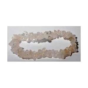 Bracelet Rose Quartz Chip (JBROS)