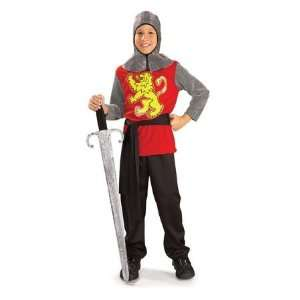 Rubies Boys Medieval Knight Costume Age 5 7: Toys & Games