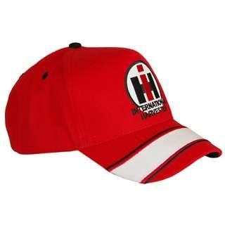 Case IH Cap International Harvester Logo Vintage Hat Red One Size NEW