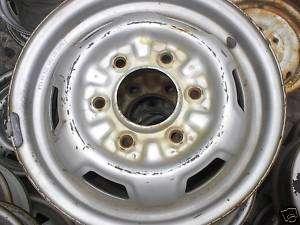 81 83 85 86 Nissan Datsun 720 Truck Steel Wheel Rim 14