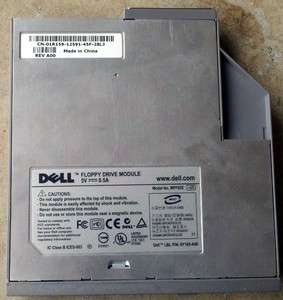Dell Inspiron 8600 Laptop Computer FLOPPY Drive Module 6Y185 A00