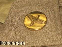 US WWII USAAF ARMY AIR CORPS 20th AIR FORCES ENLISTED TUNIC JACKET
