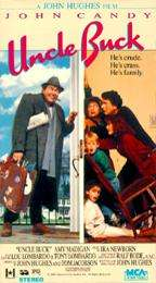 Uncle Buck VHS