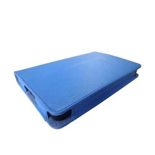 Cover Jacket for  Kindle Fire Tablet Blue 05 345255759212