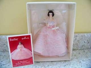 Hallmark 2003 In The Pink Barbie Doll Fashion Model