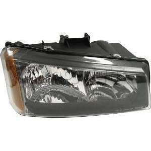 HEADLIGHT chevy chevrolet SILVERADO PICKUP 03 05 light