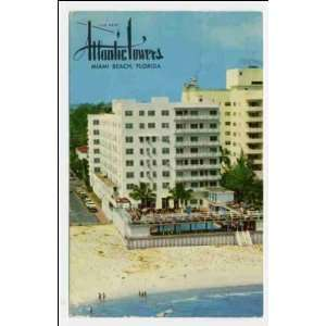 Reprint The new Atlantic Towers, Miami Beach, Florida: Home & Kitchen