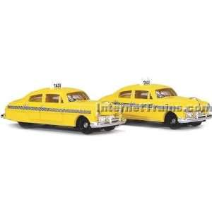 Life Like HO Scale Scene Master Taxi Cab Vehicle Toys