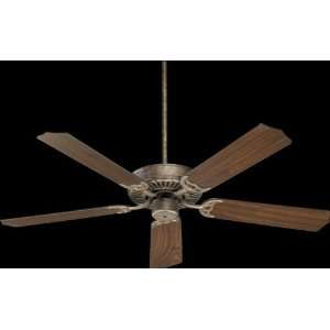 58, Capri Mystic Silver Energy Star 52 Ceiling Fan Home Improvement