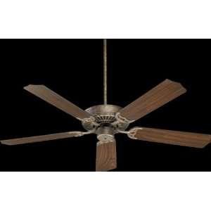 58, Capri Mystic Silver Energy Star 52 Ceiling Fan