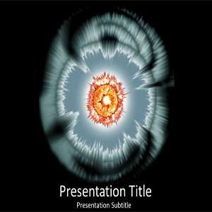 Powerpoint Templates   Abstract Bigbang Powerpoint (Ppt) Backgrounds