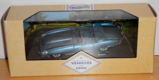 Corgi 98121 JAGUAR E TYPE OPEN TOP   RARE