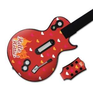 Les Paul  Xbox 360 & PS3  Sexy Slang  Hello Hottie Skin Video Games