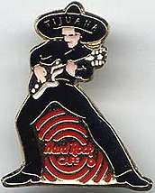 hard rock cafe tijuana mexico 1997 black mariachi playing guitar red
