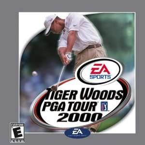 Tiger Woods PGA Tour 2000 (Jewel Case) Video Games