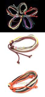 Korean Fashion Colorful Rope Style Bracelet Chain Surf