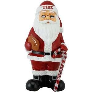 Alabama Crimson Tide 11.5 Resin Team Santa