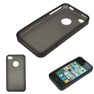 New Silicone TPU Case Cover Skin for Apple iPhone 4