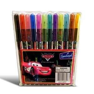 back to school kits for kids   Disney Pixar Car set of 12