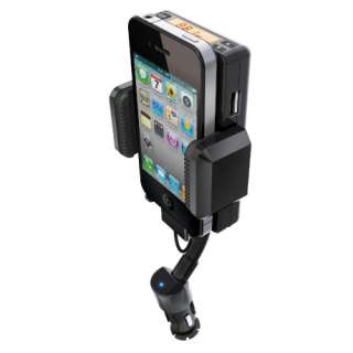 FM Transmitter + Car Charger + Remote Control For iPod Touch iPhone 3G