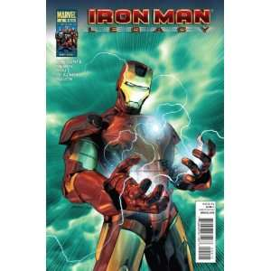 Iron Manlegacy #2 M.C Books