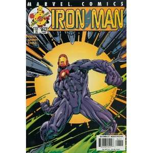 Iron Man (3rd Series), Edition# 42