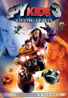Spy Kids 3 D Game Over (DVD)